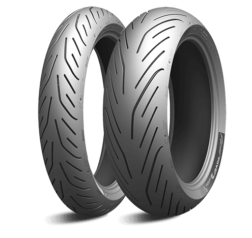 Мотошина 120/70ZR17 M/C TL (58W) PILOT POWER 3 F MICHELIN