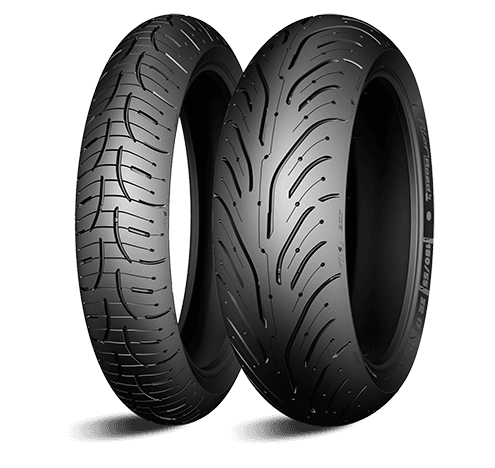 Мотошина 160/60ZR17 M/C TL (69W) PILOT ROAD 4 STD R MICHELIN