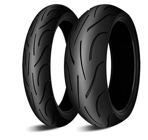 Мотошина 150/60ZR17 M/C TL (66W) PILOT POWER 2CT R MICHELIN