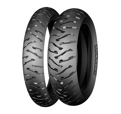 Мотошина 90/90-21 M/C TL/TT 54S ANAKEE 3 F MICHELIN