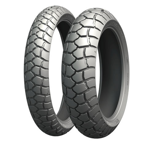 Мотошина 130/80R17 M/C TL/TT 65H ANAKEE ADVENTURE R MICHELIN