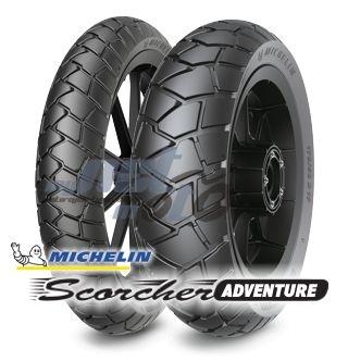 Michelin Scorcher Adventure